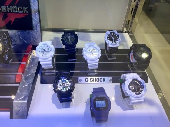 ร้าน นาฬิกา g shock